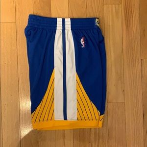Adidas Golden State Warriors Shorts